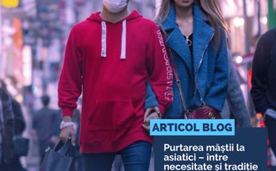 Purtarea măștii la asiatici – între necesitate și tradiție